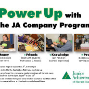 Get Powered-up for the Company Program